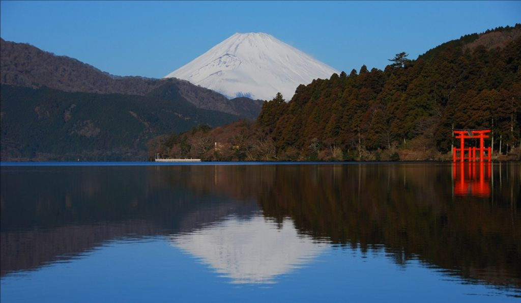 Japan, landscapes, mountain