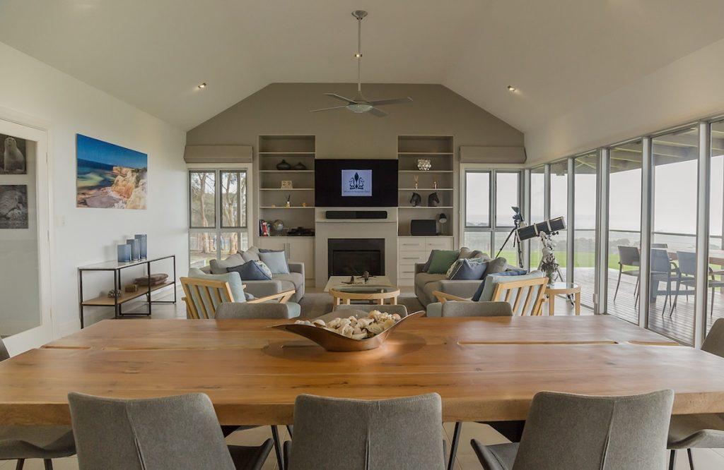 Mistere Kangaroo Island  living room